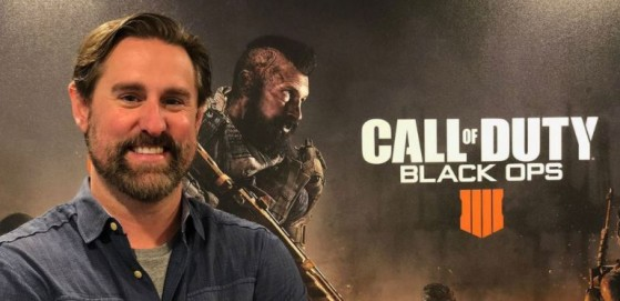 Dan Bunting - Source : Activision - Call of Duty Black Ops : Cold War