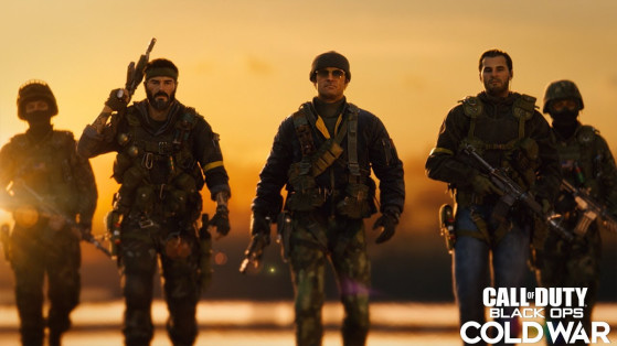 Que va apporter la saison 1 de Black Ops Cold War avec Warzone ?