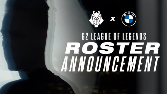 LoL : Rekkles chez G2 Esports, c'est confirmé !