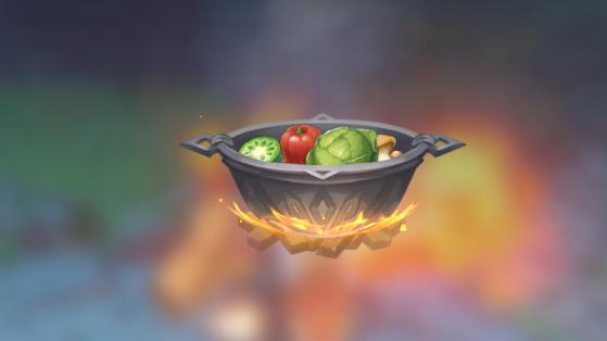 Obtenir le plat Délices rustiques de Qingce sur Genshin Impact