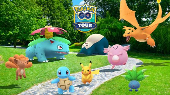 Circuit Pokemon GO : bien comprendre l'événement et en profiter