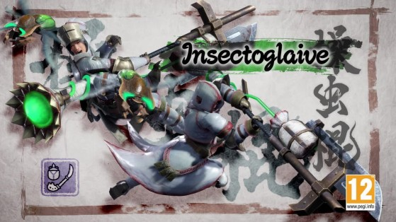 Insectoglaive Monster Hunter Rise, tutoriel, guide commandes, combos