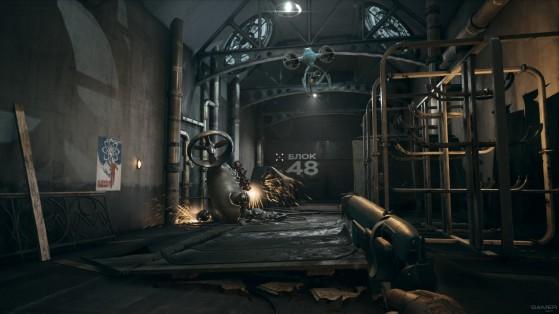Screen du jeu - Millenium
