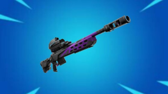 Fortnite : le sniper d'éclaireur est retiré des modes compétitifs