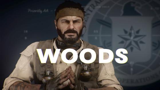 Black Ops Cold War saison 2 : les défis d'opérateur pour Woods