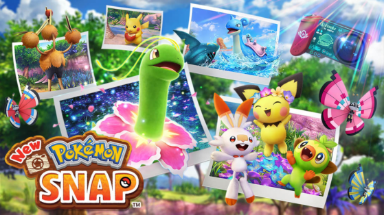 Preview de New Pokémon Snap : un jeu coloré et ludique à ne pas rater