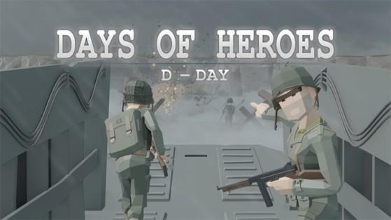 Test de Days of Heroes: D-Day sur PCVR