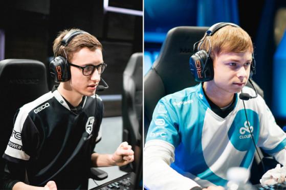 Les deux Danois n'avaient pas vraiment brillé en Europe avant d'arriver en LCQ. - League of Legends