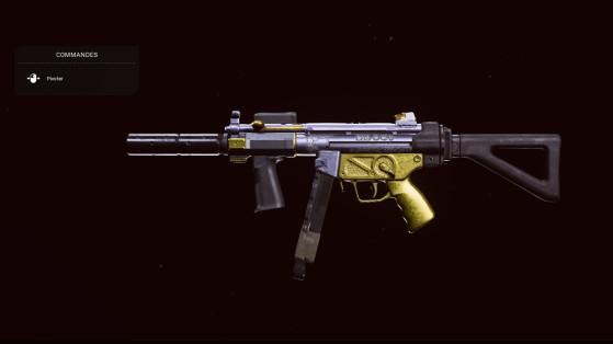 Quelles sont les meilleurs classes MP5 sur Warzone ?
