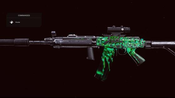 Quelle est la meilleure classe pour le FARA 83 sur Warzone ?