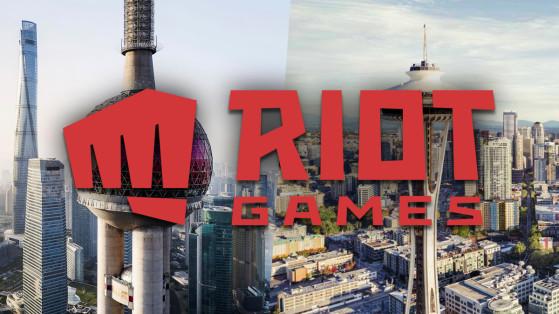 Riot Games recrute pour ouvrir des studios à Shanghai et Seattle
