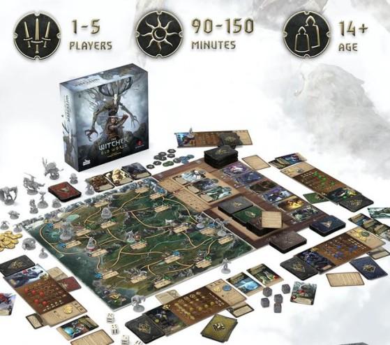 Une partie dure entre 90 et 150 minutes - The Witcher 3 : Wild Hunt