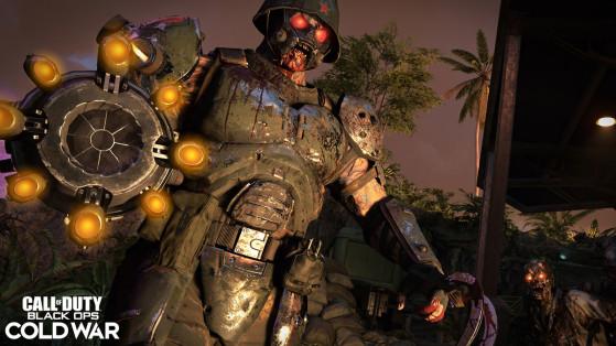 Des changements majeurs à venir sur le Zombie de Black Ops Cold War