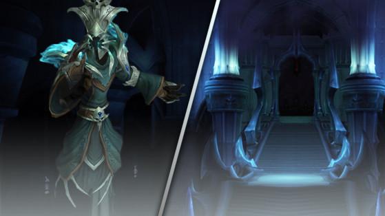 WoW Shadowlands : Scribe du destin Roh-Kalo, Boss Sanctum de la domination