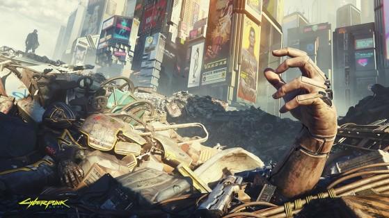 Cyberpunk 2077 : De retour sur le PlayStation Store ?