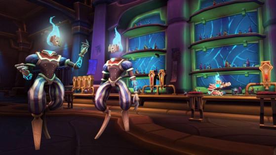 Les Négociants sont au cœur de l'intrigue de Tazavesh - World of Warcraft