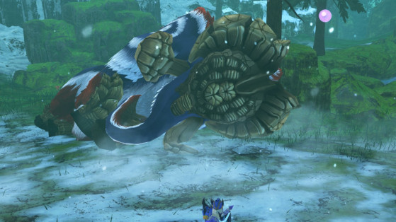 Guide Gammoth Monster Hunter Stories 2 : Battre le monstre royal