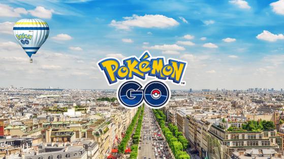 Pokémon GO : un événement unique en France cet été