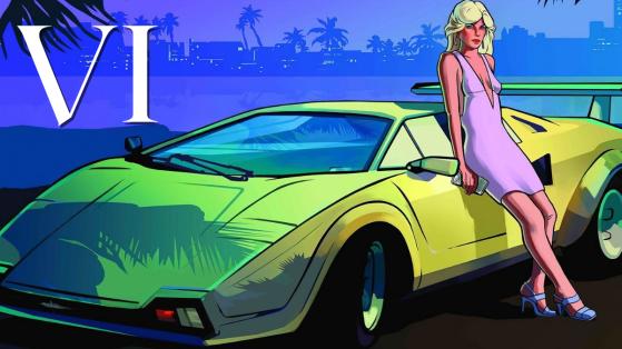 GTA 6 ne sortirait pas avant 2025 et proposerait un Vice City modernisé