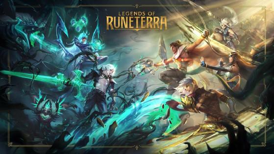 L'événement Sentinelles de la Lumière voit s'affronter Viego et Akshan sur Legends of Runeterra !