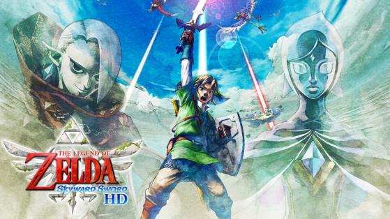 Test de Zelda Skyward Sword HD sur Nintendo Switch