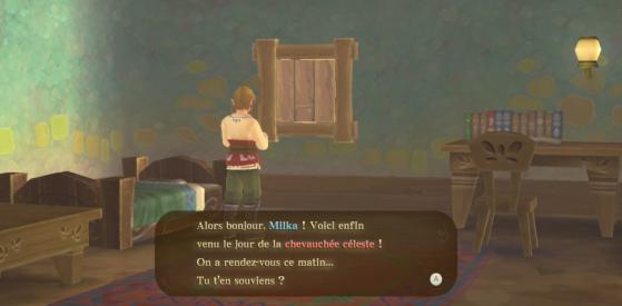 Link doit passer son examen ! - Zelda : Skyward Sword HD