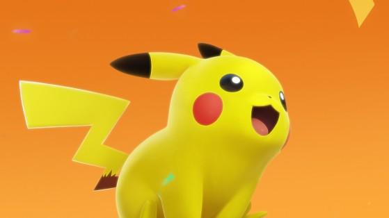 Pikachu, vraiment trop fort sur Pokémon Unite ?
