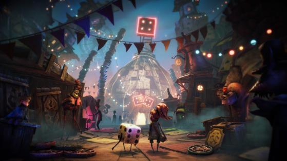 Test de Lost in Random sur PC, Switch, PS4 et Xbox One