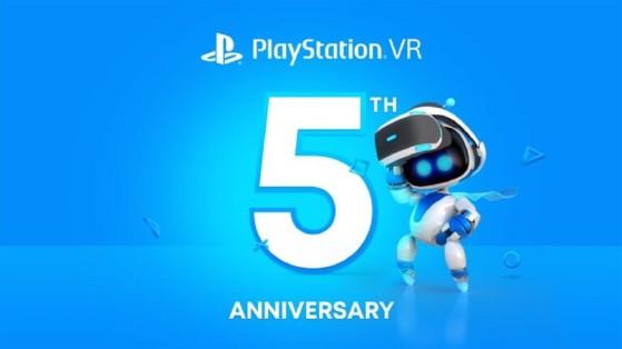 Le PS Plus fête les 5 ans du PSVR avec 3 jeux bonus