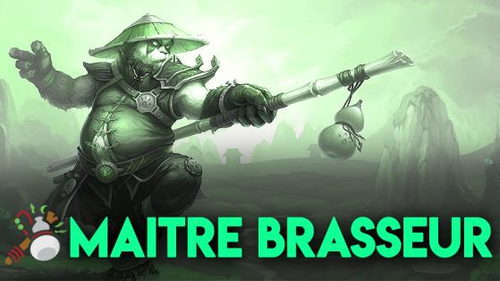 Moine Maître-brasseur : WoW BFA Patch 8.3 Guide