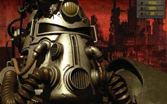 L'écran d'accueil du premier Fallout, que de souvenirs - Fallout 76