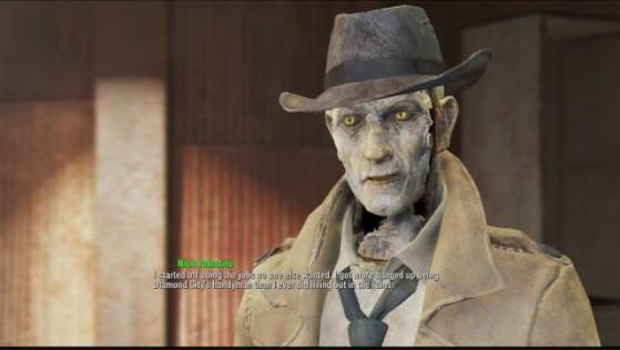 Les compagnons sont l'un des meilleurs ajout du jeu - Fallout 76