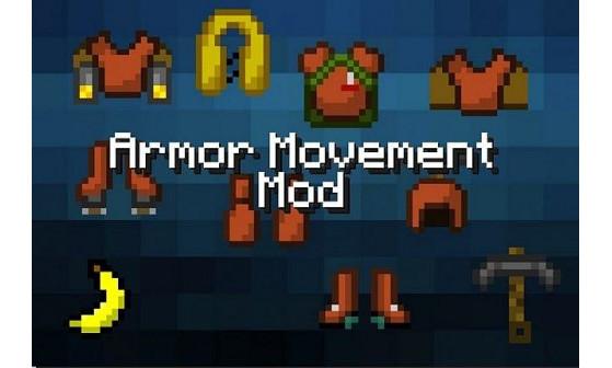 Armor Movement Mod