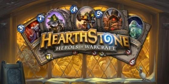 Règles du jeu d'Hearthstone