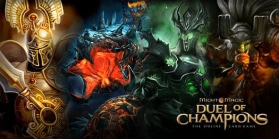 Factions de Duel of Champions