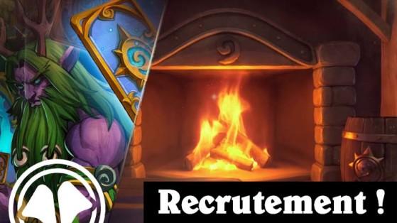Hearthstone : Millenium recrute !