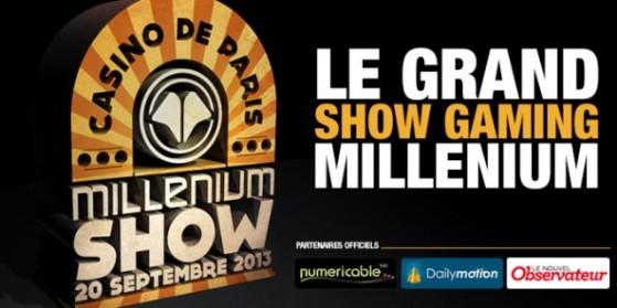 Programme Millenium Show