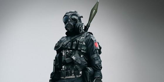 BF4 : Ingénieur, armes, gadgets