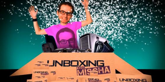 Unboxing Mischa Souris Corsair M30