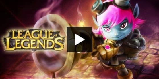 Vidéo fun League of Legends