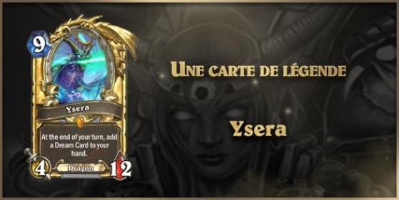 Cartes légendaires, Ysera