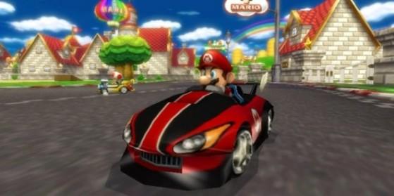 Rubrique jeux rétro : Mario Kart Wii
