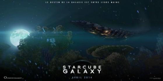 Vidéo du jour : StarCube Galaxy