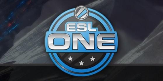 ESL One Dota 2 à New York