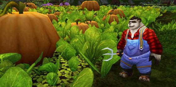 WoD : Outils de jardinage