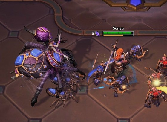 Tissetoile - Heroes of the Storm