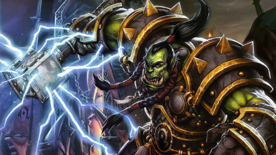 Heroes of the Storm : Guide Thrall, Build furie