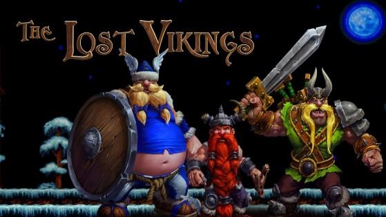 Heroes of the Storm : Guide Lost Vikings, Build 3en1