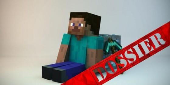 Analysons Minecraft : les cartes aventure