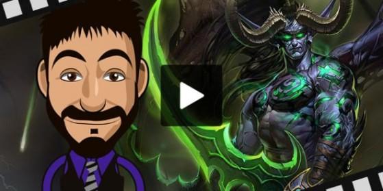Illidan - Histoire de Warcraft